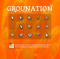 Grounation for CursorXP by moshiAB