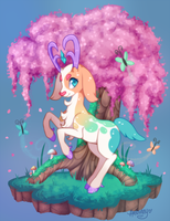 Magic Forest by Ambunny