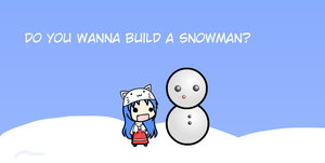 Ask Noriko- Do You Wanna Build a Snowman? by TobiObito4ever