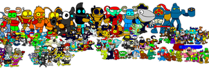 Skylanders big picture by Blackrhinoranger