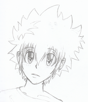 Tsuna - rough sketch by Te-double-gz