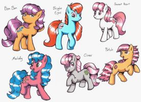 My Little Pony Tales by InnuDoggy