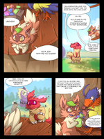 PMD-M7: Differences 05 by miflore