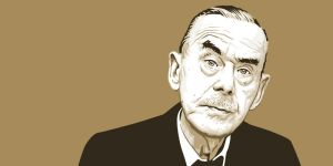 Thomas Mann by monsteroftheid