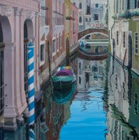 Sunny reflections, Venice by fredasurgenor