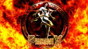 X-Men White Phoenix wallpaper by SWFan1977