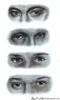 Eyes Supernatural (part 2) by RusCoollGirl