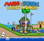Mario and Sonic: Worlds In Danger Idea by gold-ring-951