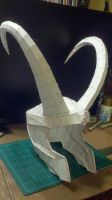 Loki helmet by ShadowNight805