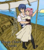 Shugo Chara Pirates Cover by gallopingcowgirl