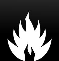 Flame logo by Stormfire-SF