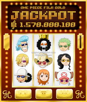 One Piece Film Gold - Slot Machine by SergiART
