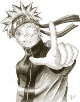 Naruto the number one by Efra270