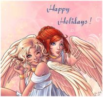 Happy Hollidays by sissy20021