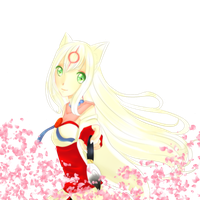 .: Cherry petals:. by Fullmoonsweetie001