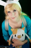 Fionna and Cake - Adventure Time by ricominciare