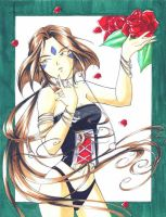 Peorth and a Rose by yapi