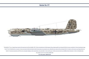 He 177 A-5 KG1 1 by WS-Clave