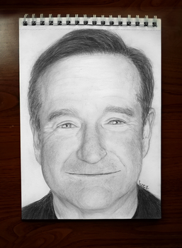 Robin Williams - Never had a friend like Him... by Iceey23