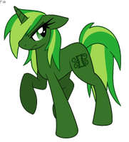 7 Deadly Ponies-Envy (Val's) by Faith-Wolff