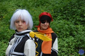 DGM - Lavi and Allen by AbelTheKeeper