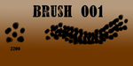 Brush 001 by kira793