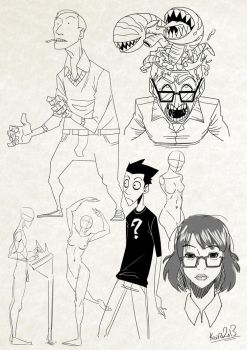 Doodles by After9