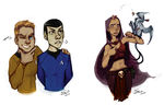 To boldly go... by RED-Undead