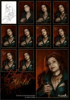 Blood and Gold: Progression by MelissaFindley