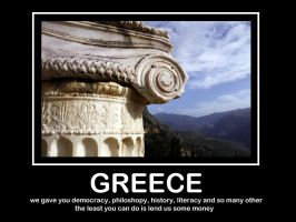 Greece motivational by Sc1r0n