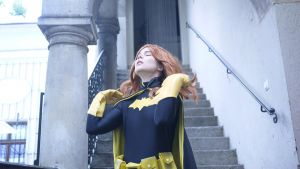Barbara Gordon - Batgirl by Rainbow-Riders