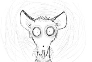 Micheal Rosen as a rat by DonKrow