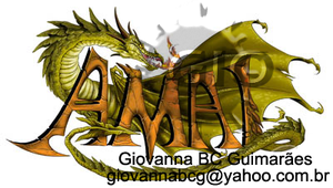 Dragon Logo by giovannag