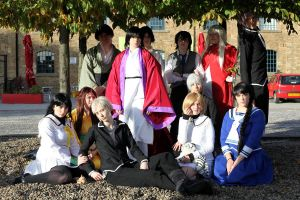 Fruits Basket at MCM Oct '09 by ruuwolf