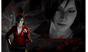 Ada Wong Wallpaper 7 by arinakennedy