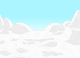 Snow Background by shieldgenerator7