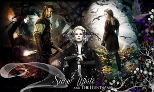 Snow White and the Huntsman by VaLeNtInE-DeViAnT