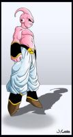 Kid-Buu-floats by littlebuu by The-Majin-Buu-Club