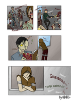 L4D2_fancomic_Those days 22 by aulauly7