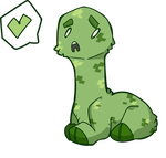 Creepers want love too by i-Moosker