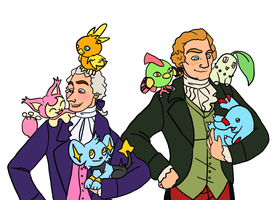 So If the Founding Fathers Were Pokemon Trainers by Publius-Reporter