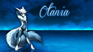 Otania Desktop Background by CocoFoxStudios