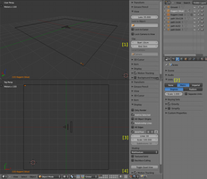 Blender - basic level design setup by eelstork