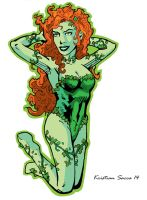 Poison Ivy by kristiano21