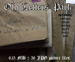 Old Letters Pack by NokieSchafe