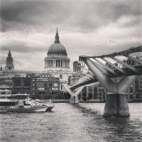 The Thames by amyjls