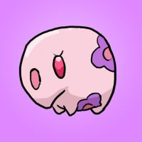 New Pokemon: Munna by bribble