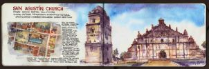Church of Paoay by janeilarlegui
