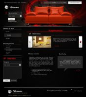 website layout 78b by tehacesequence