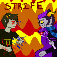SOLLUX VS ERIDAN by grouchyArtisan